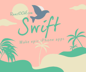 Learn Swift: Best Swift tutorials, courses & books 2019 – ReactDOM