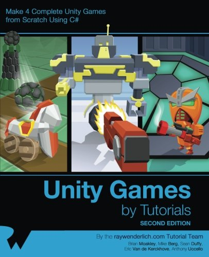 Learn Unity: Best Unity tutorials, courses & books 2019 – ReactDOM